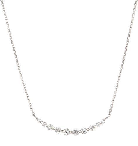 [ヴァンドーム青山] ダイヤモンド 0.3ct プラチナ Pt950 ネックレス APVN150540DI