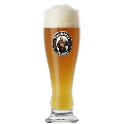Franziskaner Weissbier Wheat Beer Glass   XL .5 L Glass