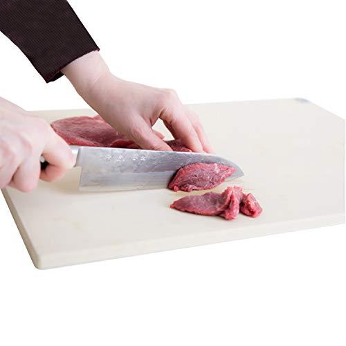 "Notrax Sani-Tuff Premium Rubber Cutting Board, Professional Grade 12"" X 18"""