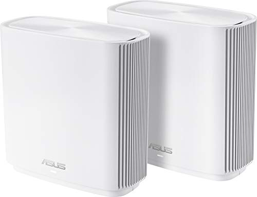 ASUS ZenWiFi AC Tri-Band Whole-Home Mesh WiFi System(CT8),...