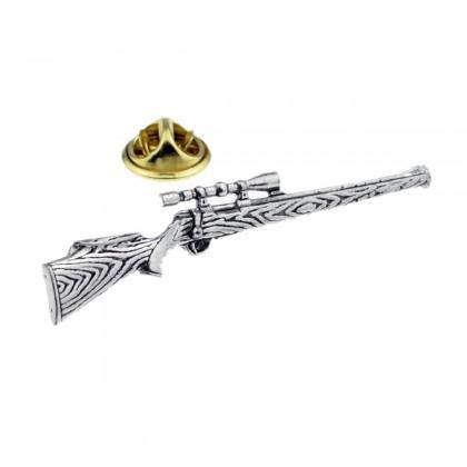 Horquilla para armas de caza color negro UTG Zweibein Klemm Metall Niedrig