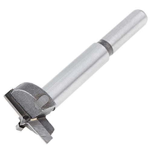 MaikcQ Juego de brocas para taladro de carpintería, sierra perforadora para taladro, broca para taladro de madera, punta de carburo, vástago redondo