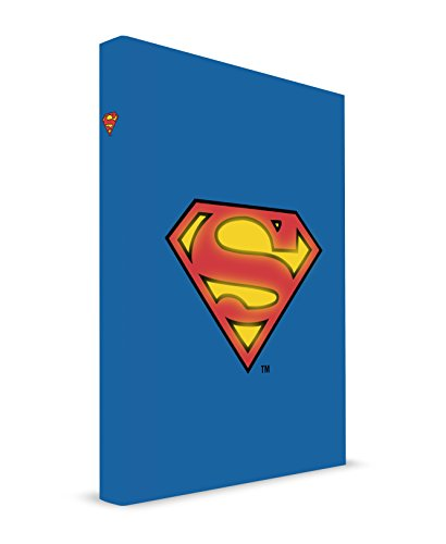 SD toys - Cahier Lumineux Superman Logo - 8436546891833
