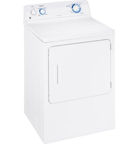 GE GTDP200EFWS 6.8 Cu. Ft. White Electric Dryer