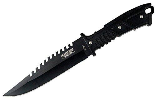 DEFENDER XTREME voller Zapfen-Jagd-Messer Wald Brown Camo