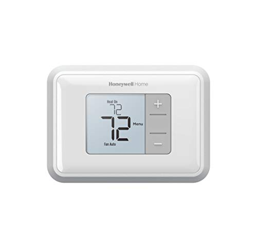 Honeywell Home RTH5160D1003 Non-programmable Thermostat, White