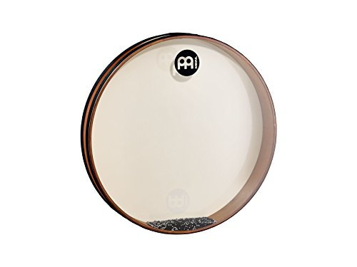 Meinl Percussion 18 Sea Drum with Fillable Sealing Port and Hardwood Shell - NOT MADE IN CHINA - Synthetic Head, For Ocean Sound Effect, 2-YEAR WARRANTY (FD18SD-TF)
