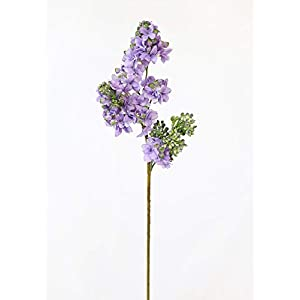 Silk Flower Arrangements Lavender Artificial Lilac Flower - Wedding, Event and Home Decor
