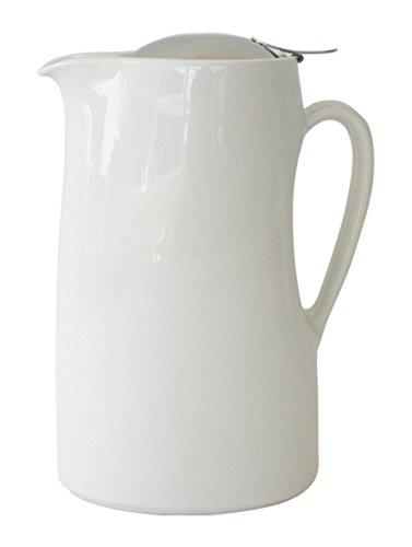 ZEROJAPAN ice teapot 1200cc white BBN-09 WH (japan import)