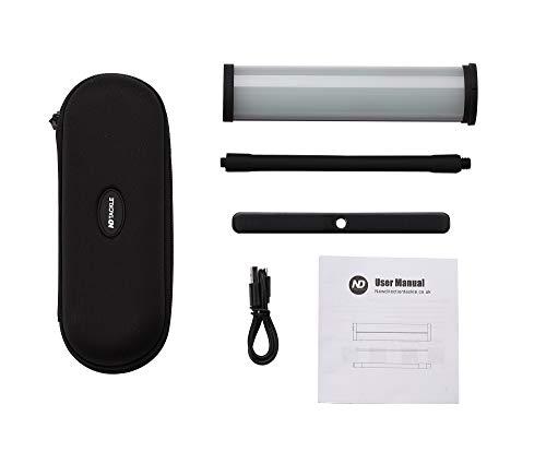 New Direction Tackle Bivvy Light Pro (Registra con allarme morso S9/Dongle/K9s/Smart Band/TH9s/altri) versione wireless con APP gratuita (regola completamente il colore e la luminosità)