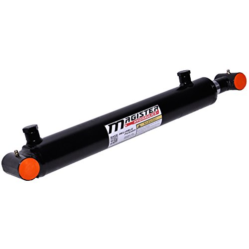 Hydraulic Cylinder Welded Double Acting Cross Tube (2x14)