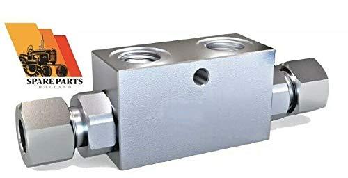 Doppeltentsperrbare Rückschlagventile für 12mm Schlauch 3/8″ V0110
