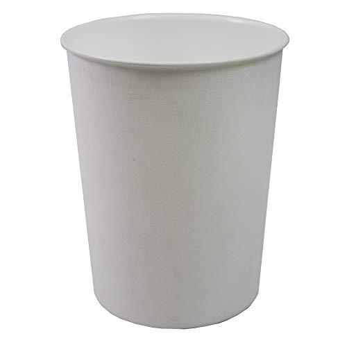 JVL Bidone della spazzatura di qualità, pulito e leggero.