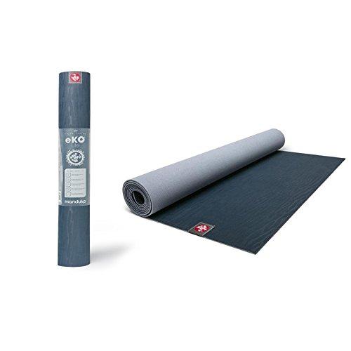 Manduka eKO Lite Yoga Matte 4mm, midnight