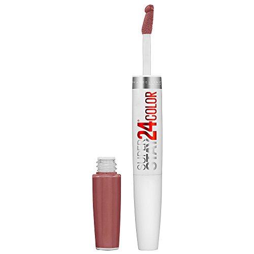 Maybelline New York Lippenstift, Super Stay 24H, Flüssig und langanhaltend, Nr. 725 Caramel Kiss, 5g