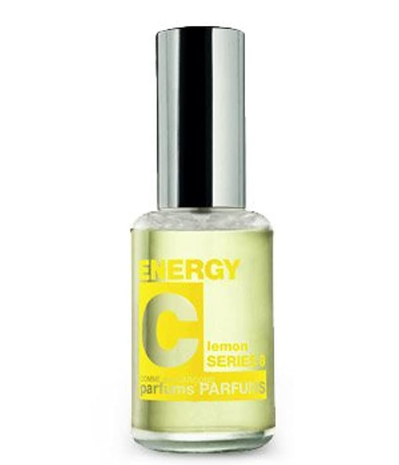 各防衛ご予約Comme des Garcons Series 8 Energy C Lemon (コムデギャルソン シリーズ8 エナジー C レモン) 1.0 oz (30ml) EDT Spray for Unisex