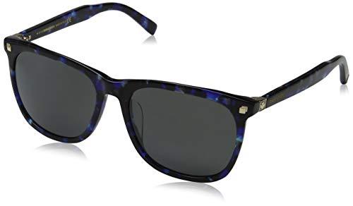 Dsquared DQ0234-D 5955A Dsquared2 zonnebril DQ0234-D 55A 59 vlinder zonnebril 59, blauw