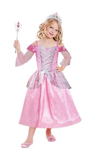 Christys Amscan - 997574 - Costume/Accessoires de Princesse - Fille - 3-6 Ans
