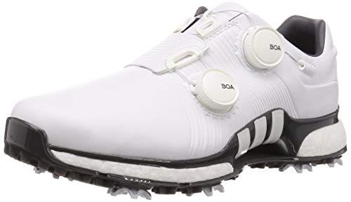 adidas Męskie buty golfowe Tour360 Xt Boa, biały - Biały Blanco Plata F35401-47 1/3 EU