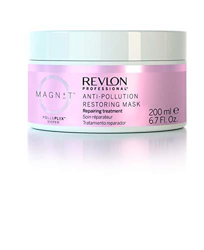 REVLON PROFESSIONAL Magnet Anti-Pollution Restoring Maske,1er Pack (1 x 200 ml)