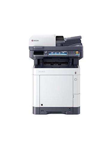Kyocera Ecosys M6635cidn Impresora láser multifuncional a color 35ppm | Fotocopiadora, Escáner, Fax | Pantalla táctil | Impresión móvil a través de Smartphone y Tablet