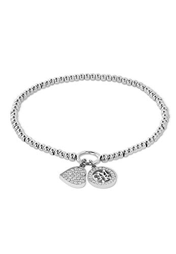 Guido Maria Kretschmer by CHRIST GMK Damen-Armband Edelstahl 52 Zirkonia One Size Silber 32010157