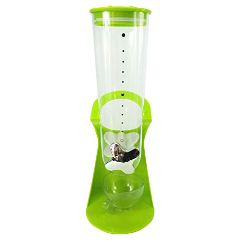 Why Should You Buy UPKOCH Dry Food Dispenser Indispensable Single Control Grain Dispensers Storage C...