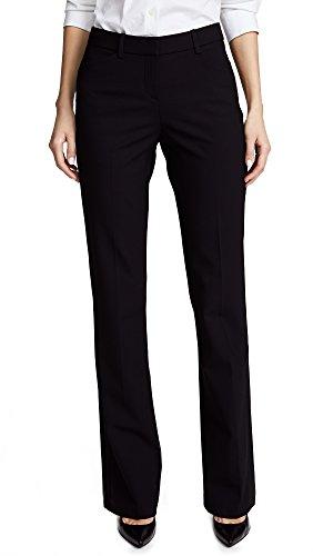 Theory Women's Edition 2 Custom Max Pants, Black, 6