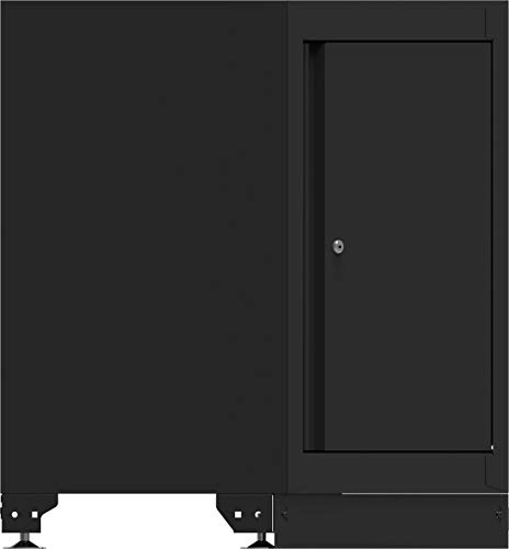 KS Tools 810.8043 Bloc d'angle 1 porte, Blanc