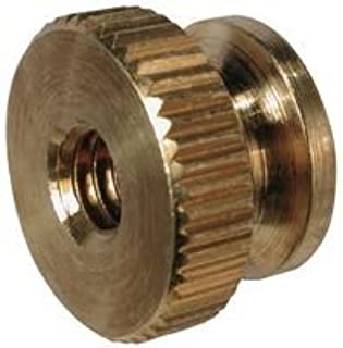 Thin Type AISI 303 Stainless Steel ASSP0467210 Ships Free in USA by Aspen Fasteners DIN 467 M10 Knurled Thumb Nuts 25pcs