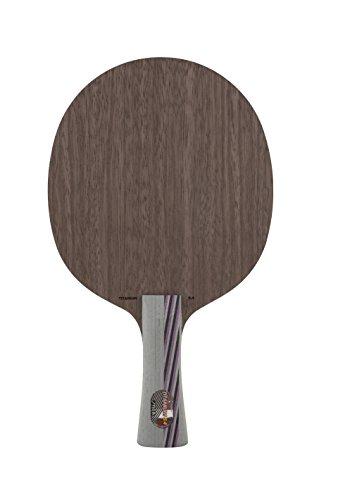 Stiga Titanium 5.4WRB (Master Grip) Table Tennis Blade, Wood, One Size