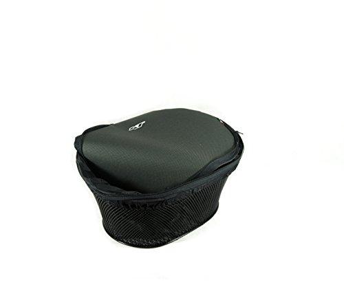 KTbike.it Waterdichte hoes voor Bike Basket. Regenhoezen. Geen mantel. polyester. Kleur: zwart. Gemaakt in Italië (CCO_17)