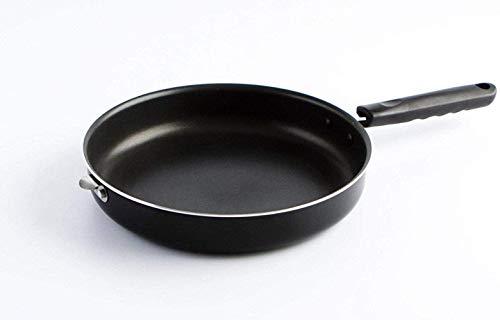 IUYJVR Sartén para Tortillas - Sartén para Tortillas - Sartén para Tortillas Doble - Recubrimiento Antiadherente - 24 cm