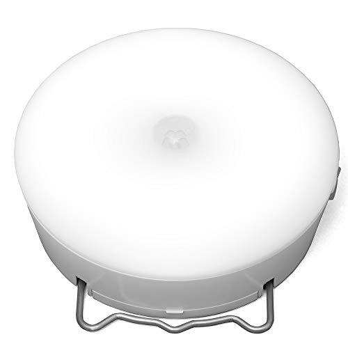 アイリスオーヤマ LEDセンサーライト 乾電池式 人感センサー付 マルチタイプ BSL40MN-WV2