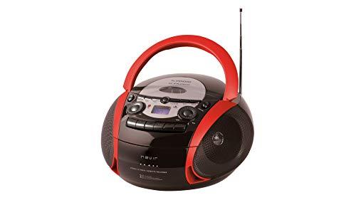 Nevir NVR-482 UCM RADIO CD CD NVR-482 UCM ROJO