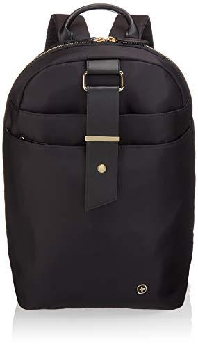 Wenger Luggage Alexa 16' Women's Laptop Backpack, Black, One Size