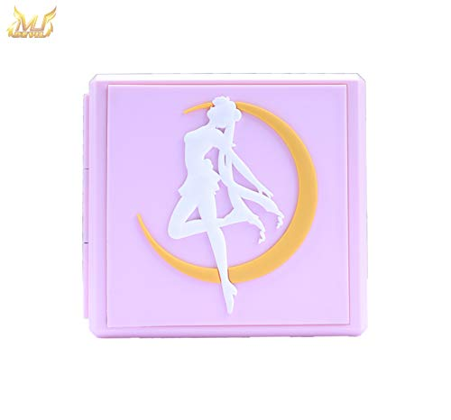 MUDEVIL Premium Game Card Case - Sailor Moon - Portable Shockproof For Nintendo Switch Accessories