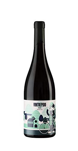 VINTREPIDO Vino tinto mencía D.O Ribeira Sacra - Pack 6 botellas x 75 cl