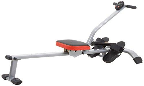 Everfit Rower Smart Vogatore, Grigio