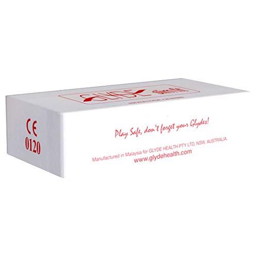 Glyde Ultra Slimfit - 100 preservativos veganos estrechos