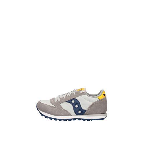Saucony SK264776 Sneakers Basse Bambino GREYBLUEYELLOW Grigio 35 EU