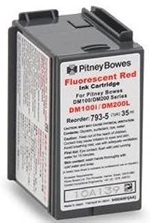 Compatible Postage Meter Ink Cartridge for Pitney Bowes 793-5 P700, DM100, DM100i & DM200L Postage Meters