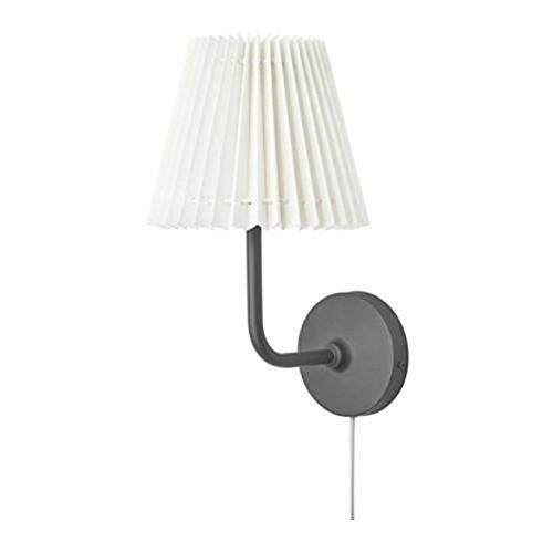 Applique Murale Lampe de Chevet de Chambre à Coucher Multicolore, Lampe de Mur décorative de Couloir de Salon (18 * 32cm)