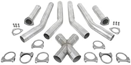 Exhaust X Pipe Kit 2.50