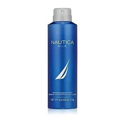 Nautica Voyage Body Spray, 6 Fluid Ounce