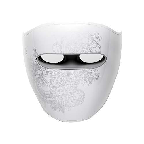 yankai Maschera A LED Viso Fototerapia Ringiovanimento Apparecchio per Ringiovanimento della Pelle con Fotoni di Bellezza, Apparecchio per Maschere Domestiche