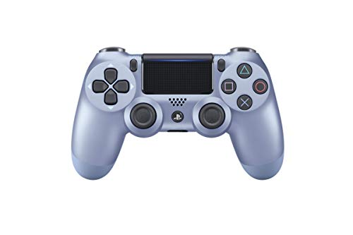 Sony - Dualshock 4 Controller Titanium Blue (PS 4)