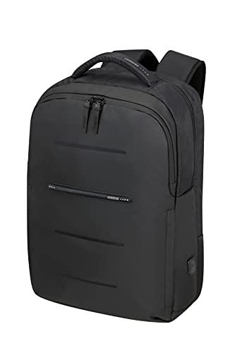 American Tourister Urban Groove - Mochila para portátil 15.6 pulgadas, 50 cm, 23 L, Negro (Black)