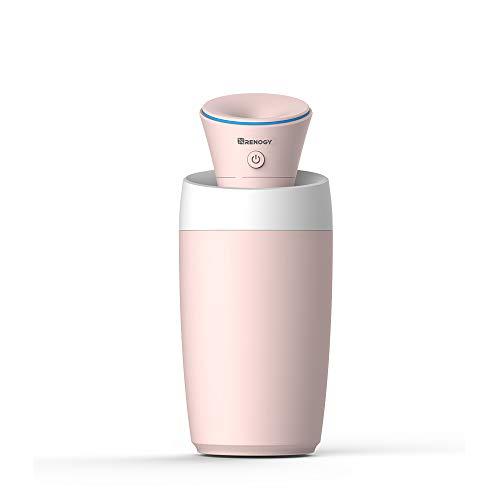 Mini Luftbefeuchter Cool Mist USB Persönlicher kleiner Luftbefeuchter, süßer Schreibtisch Verdampfer Luftbefeuchter Ultraschall Luftbefeuchter für Schlafzimmer Baby Kinderzimmer