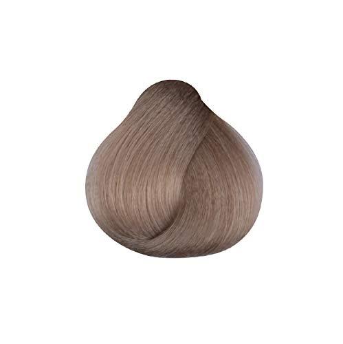 Femmas Hair Color Cream 100ml Haarfarbe mit Arganöl, Keratin & Ceramide (Hell Lichtblond Lime 10.13)